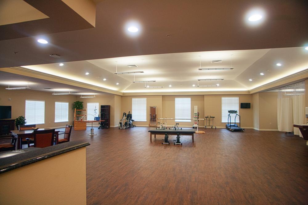 Senior Rehabilitation & Therapy Gym in Longview, TX